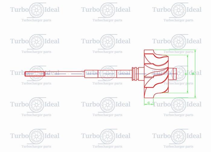 Turbo OE: VL37